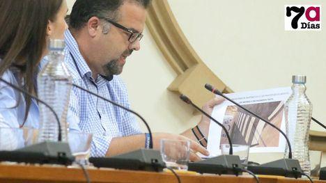 VÍDEO El PP critica las obras en la avenida Cartagena