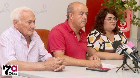 VÍDEO El PSOE pide a C's el cese de Lali Salas como concejala