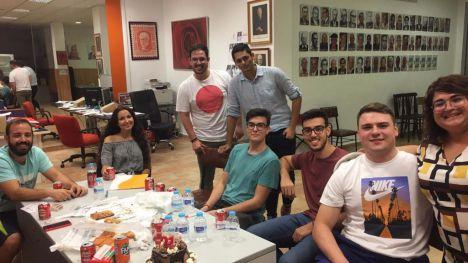Juventudes Socialistas de Alhama inicia su andadura