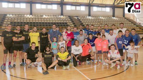 FOTOS Marquicos gana el torneo 24 Horas Fútbol Sala