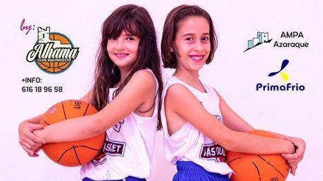 El Azaraque pone en marcha su equipo de baloncesto femenino