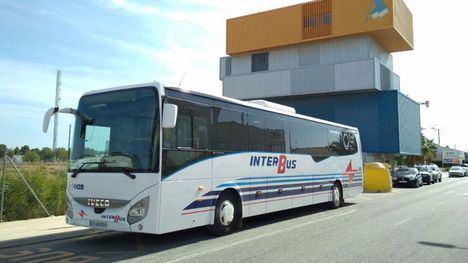 En marcha la línea de autobús entre Murcia y el Parque Industrial