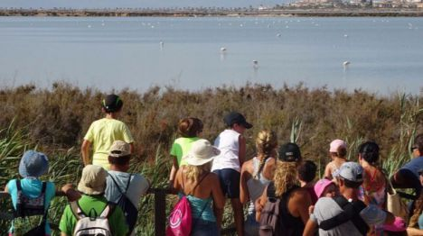 Meles te lleva este sábado a ver las aves a Fuente Librilla