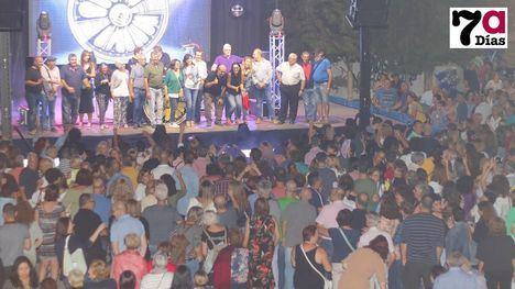 V/F La música de la discoteca Ebony sigue latiendo en Alhama
