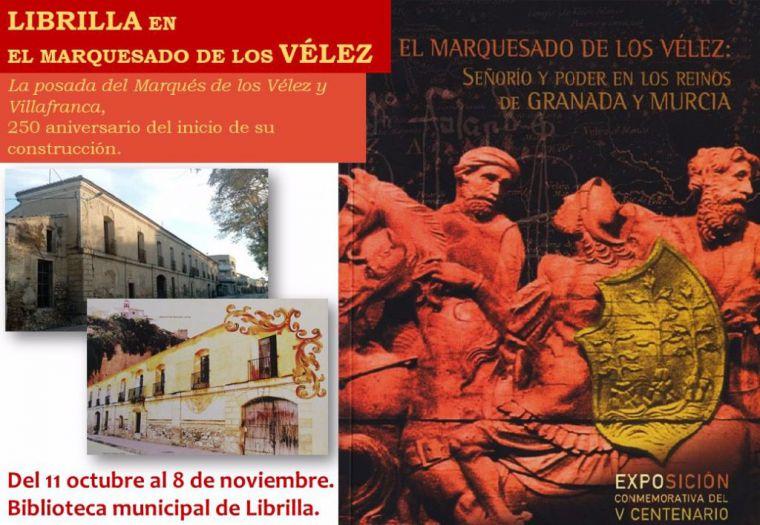 Librilla acoge una exposición sobre el Marquesado de Vélez