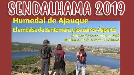 Abierto el plazo para las próximas rutas de SendAlhama