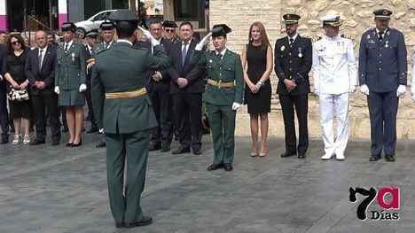 VÍDEO/FOTOS La Guardia Civil celebra el día de su Patrona