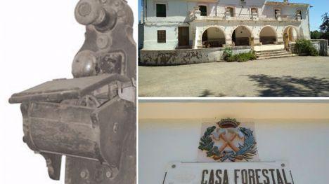 La 1º línea de teléfono en Sierra Espuña cumple 100 años