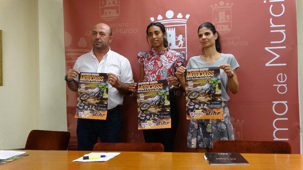 VÍDEO El circuito de Las Salinas acoge el Regional de Motocross - sietediasalhama.com