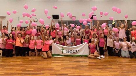 Alhama se suma a la lucha contra el cáncer de mama