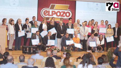 V/F La Fundación de Trabajadores de ElPozo ayuda a 20 entidades