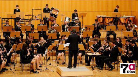 La Banda de Música de Alhama vuelve en enero al Víctor Villegas