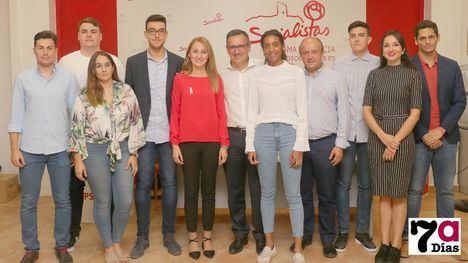 V/F El PSOE de Alhama ya cuenta con las Juventudes Socialistas