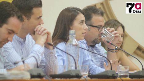 El PP de Alhama expresa su apoyo a las FCSE en Cataluña