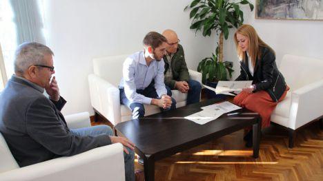El Ayuntamiento renueva el convenio con Cruz Roja Alhama