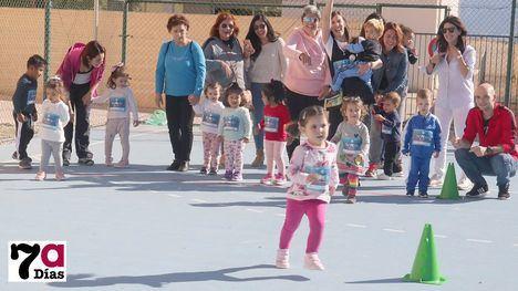 VÍD./FOT. Solidaridad de Los Cerezos contra la leucemia infantil