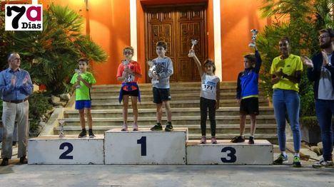 V/F Grandes podios para grandes atletas de la XIII Milla Urbana