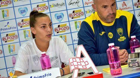 VÍDEO El Alhama CF ElPozo, más cerca de la victoria en casa