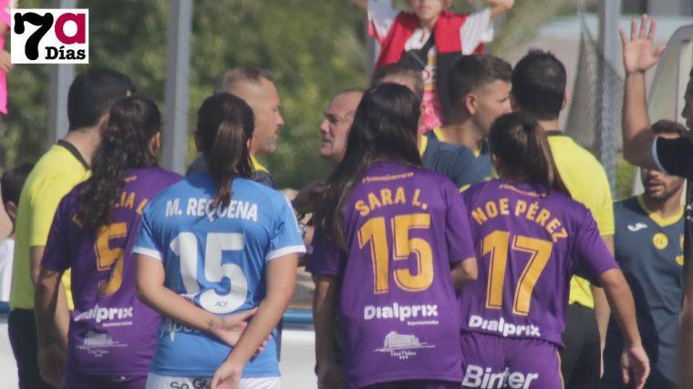 VÍDEO Agridulce final en el 'José Kubala' con rifirrafe y deportividad