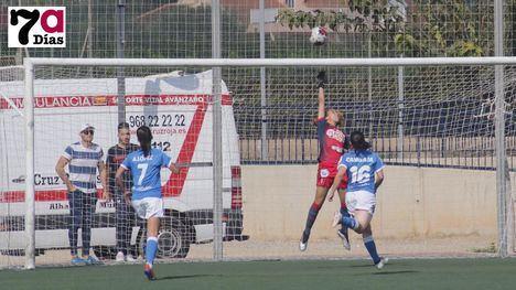 V/F Laura Martínez, la mejor jugadora del Alhama-Tenerife