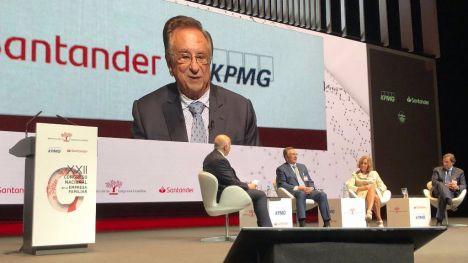 """T. Fuertes: """"La empresa familiar genera valor económico y social"""""""