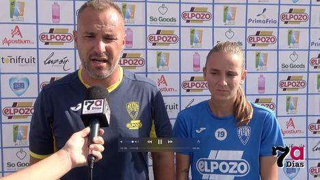 VÍDEO El Alhama CF ElPozo se enfrenta el domingo al líder
