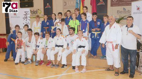 FOT. Judo, protagonista en el Adolfo Suárez este fin de semana