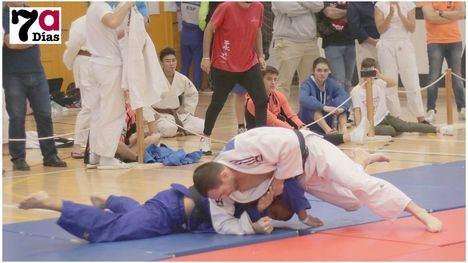 FOTOS Alhama se convierte por un día en capital regional de Judo