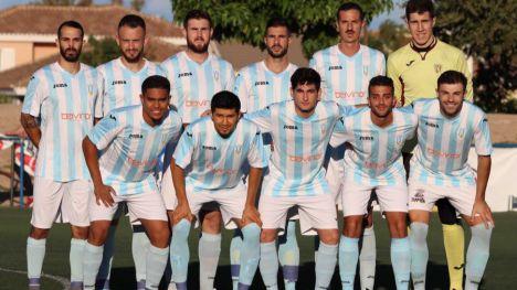 El E.F. Alhama Bavinor golea a la UD Caravaca (3-0)
