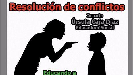 Cómo tratar conflictos con adolescentes, en el IES Valle de Leiva