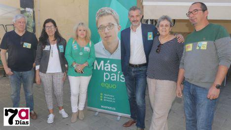 V/F Más País presenta su proyecto político en Alhama