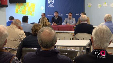 VÍDEO Luengo lamenta el 'uso electoral' que se hace del Mar Menor