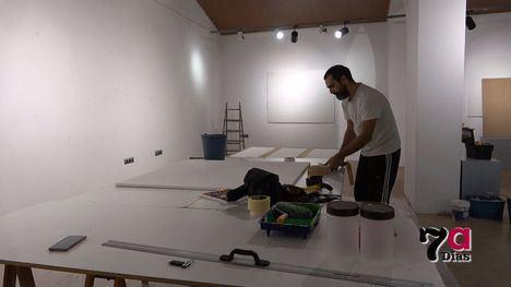 VÍDEO Murfy comienza a crear su 'Espacio Zero' en El Pósito