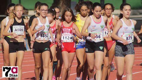 FOTOS Decenas de atletas miden en el Guadalentín sus marcas