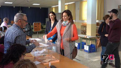 V/F Isabel Borrego (PP) confía en una alta participación en el 10N