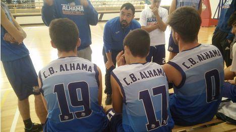 El Lyper CB Alhama vuelve a caer a pesar de un gran partido (34-74)