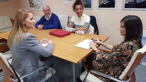 Alhama perfila con Movilidad el convenio para el bus a la Arrixaca