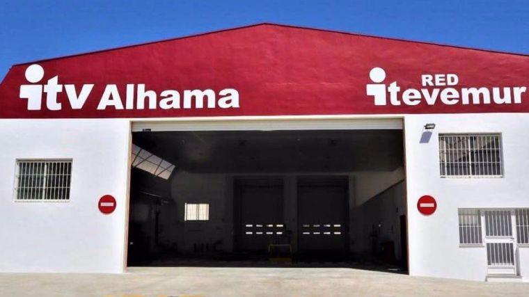 Alhama cuenta desde mañana con una nueva estación de ITV