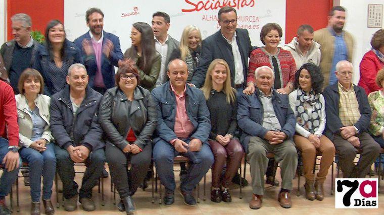 PSOE Alhama se felicita por el preacuerdo de Gobierno con Podemos