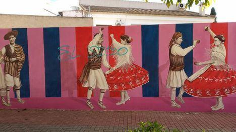 FOTOS El vandalismo 'ataca' varios puntos de Alhama