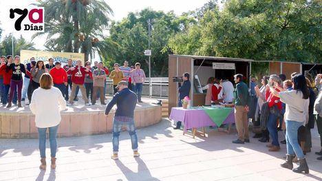 VÍDEO Este año la Feria del Voluntariado es 'de otra galaxia'