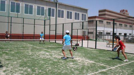 Imagen de las instalaciones deportivas en ElPozo.