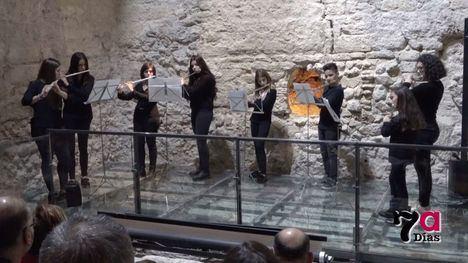 VÍDEO Arrancan los conciertos por Santa Cecilia