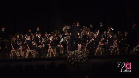 VIDEOS Santa Cecilia encara la recta final con la Banda Titular