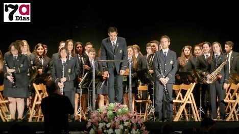 VÍDEO Broche de oro a Santa Cecilia con la Banda Titular