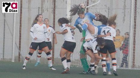 V/F Injusto empate para el Alhama CF frente al Valencia B (2-2)