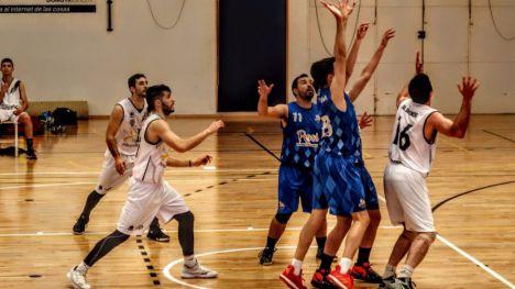 Los reposteros no logran la victoria ante el Lumbreras (54-59)