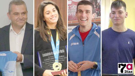 Primafrío, Fresneda, García y Mayor, premios del Deporte 2019
