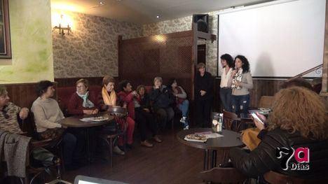 VÍDEO La violencia de género en teatro y cine, a debate en Alhama
