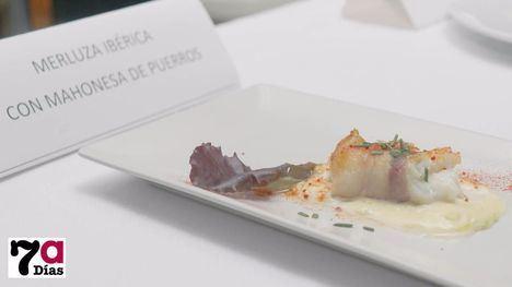 V/F La Merluza Ibérica de Los Bartolos, Mejor Tapa 2019